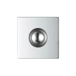 Agaho Four Cabinet Flush Pull 24P | Cabinet recessed handles | WEST