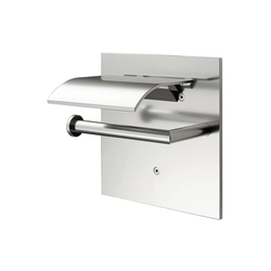 Agaho Toilet Paper Holder 13M | Portarollos | WEST inx
