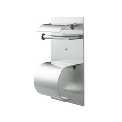 Agaho Toilet Paper Holder 14M | Paper roll holders | WEST inx