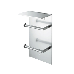 Agaho Toilet Paper Holder 19M | Portarotolo | WEST inx