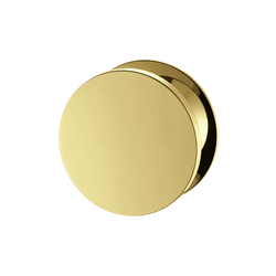 Agaho Brass Pad Handle 9060 | Push plates | WEST