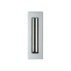 Agaho Brass Sliding Door Pull 419 | Maniglie ad incasso | WEST