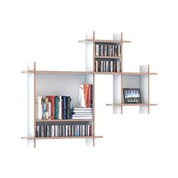 QR W-NA Shelf | Sistemi scaffale ufficio | OLIVER CONRAD