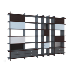 QR A-WG Regal | Office shelving systems | OLIVER CONRAD
