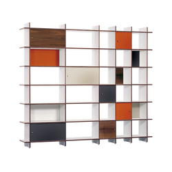 QR W-NB Regal | Office shelving systems | OLIVER CONRAD