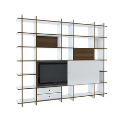 QR W-NB Shelf | Office shelving systems | OLIVER CONRAD