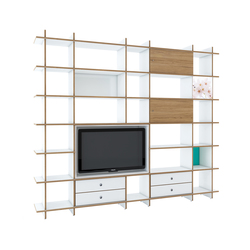 QR W-EI Shelf | Office shelving systems | OLIVER CONRAD