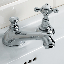 Austin 3 hole basin set | Wash-basin taps | Devon&Devon