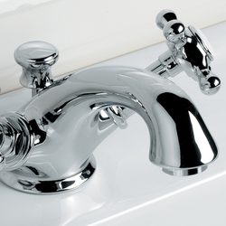 Austin 1 hole basin set | Wash-basin taps | Devon&Devon