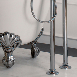 Austin Free standing legs | Bathroom taps accessories | Devon&Devon