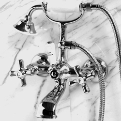 City Bath and shower mixer | Shower taps / mixers | Devon&Devon