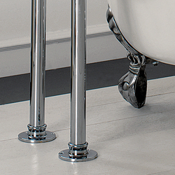 City Free standing legs | Bathroom taps accessories | Devon&Devon