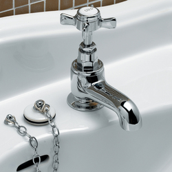 Coventry Basin pillar taps | Wash basin taps | Devon&Devon