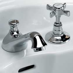 Coventry 3 hole basin set | Wash-basin taps | Devon&Devon