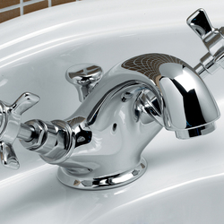 Coventry 1 hole basin set | Wash basin taps | Devon&Devon