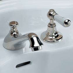 Dandy 3 hole basin set | Wash-basin taps | Devon&Devon