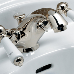 Dandy 1 hole basin set | Wash basin taps | Devon&Devon