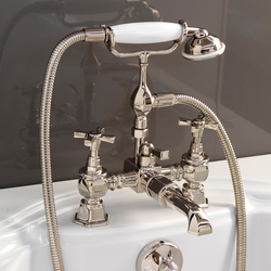 Jubilee Bath and shower mixer | Bath taps | Devon&Devon