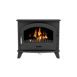 Serrano 7 Multifuel Stove | Cast iron stoves | Broseley Fires