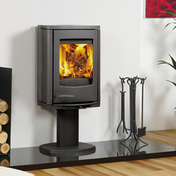 Astroline 2CB Pedestal | Wood burning stoves | Dovre Stoves & Fires