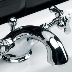 Mayfair 1 hole basin set | Wash-basin taps | Devon&Devon