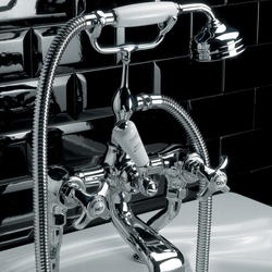 Mayfair 2 hole bath set | Shower taps / mixers | Devon&Devon