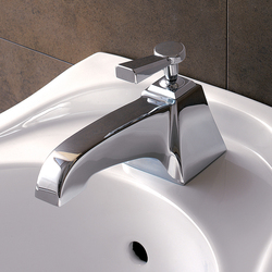 Time 1 hole bidet set | Bidet taps | Devon&Devon