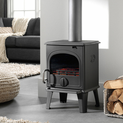 DRU 44MF | Wood burning stoves | Dru