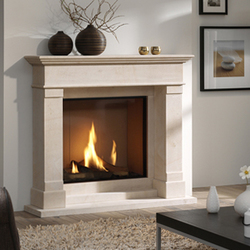 high end gas fireplaces open fireplaces on architonic