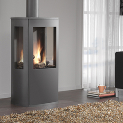 DRU Trio | Gas burning stoves | Dru
