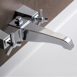 Time Bath and shower mixer | Bath taps | Devon&Devon