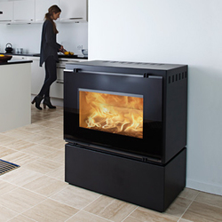 HWAM F 30/55s | Wood burning stoves | HWAM A/S