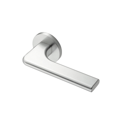 Agaho S-line A4 Lever Handle 217 | Manillas | WEST
