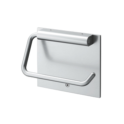 Agaho S-line Toilet Paper Holder 43M | Paper roll holders | WEST inx