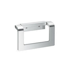 Agaho S-line Towel Ring 36M | Porte-serviettes | WEST inx