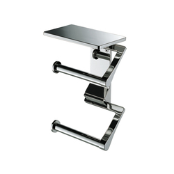 Agaho Toilet Paper Holder 34M | Portarotolo | WEST inx