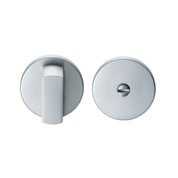 Agaho Basis Escutcheon 951 | Bath door fittings | WEST inx