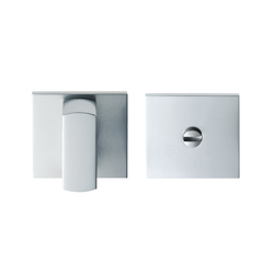 Agaho S-line S1 Escutcheon 951S | Bath door fittings | WEST inx