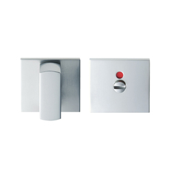 Agaho S-line S1 Escutcheon 952S | Bath door fittings | WEST