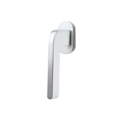Agaho S-line A1 Handle 209W-O | Lever window handles | WEST inx