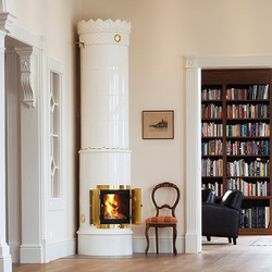 Kungsholm | Wood burning stoves | Kakkelovnsmakeriet