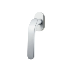 Agaho S-line Handle 211W-O | Lever window handles | WEST inx