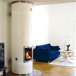 Studio | Wood burning stoves | Kakkelovnsmakeriet