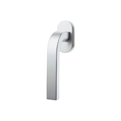 Agaho S-line Handle 214W-O | Lever window handles | WEST inx