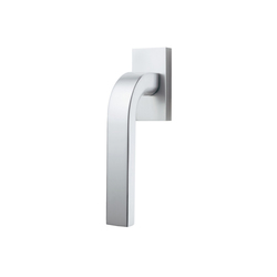 Agaho S-line Handle 214W-S | Lever window handles | WEST inx