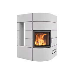 Amsterdam Straight | Wood burning stoves | Nordpeis