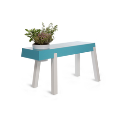 Woof Sitting-vase | Stools | Verde Profilo
