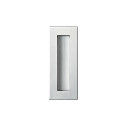 Agaho S Line Sliding Door Pull 425 | Flush Pull Handles | WEST Inx