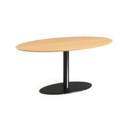 EFG Ovalen | Meeting room tables | EFG