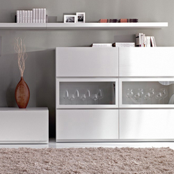 Delta | Wall storage systems | ARLEX design